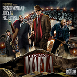 French Montana Juicy J And Project Pat - Cocaine Mafia